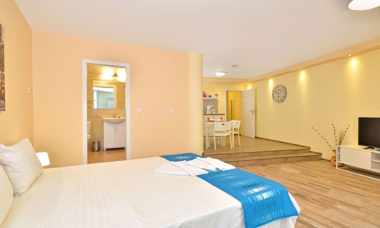 Central Studio 2 in Burgas - Holiday apartment in the heart of Bourgas city for Rent