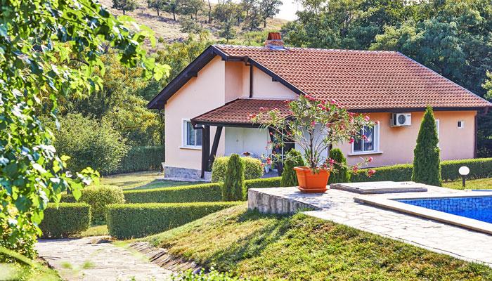 Green Life Villas - Ferienhäuser mit Pool in Bulgarien zu mieten