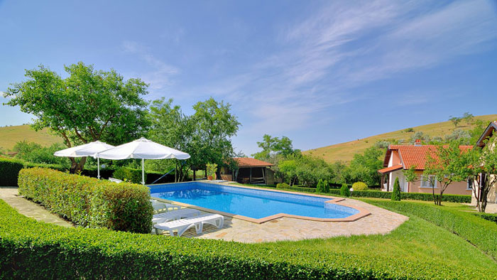 Villa Diana - Holiday villa with Pool in Bulgaria for Rent