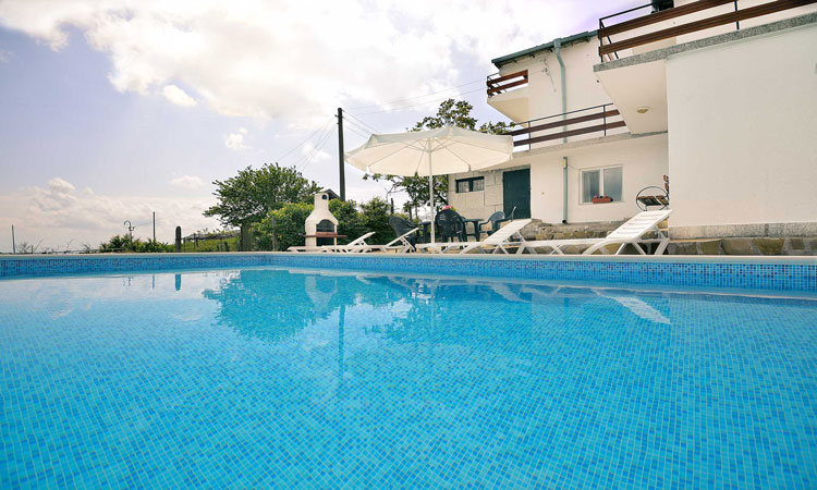 Villa Sanaan - private holiday home for rent in Bulgaria