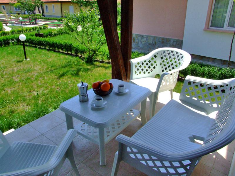 Sunny Hills Villas Private Ferienanlage mit Pool - Ferienhäuser in Bulgarien mieten