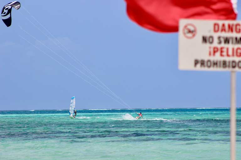 Windsurf, Sunny beach