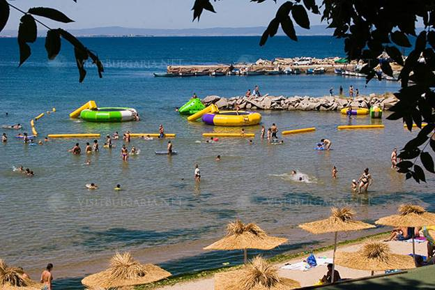 The Beaches of Chernomorets