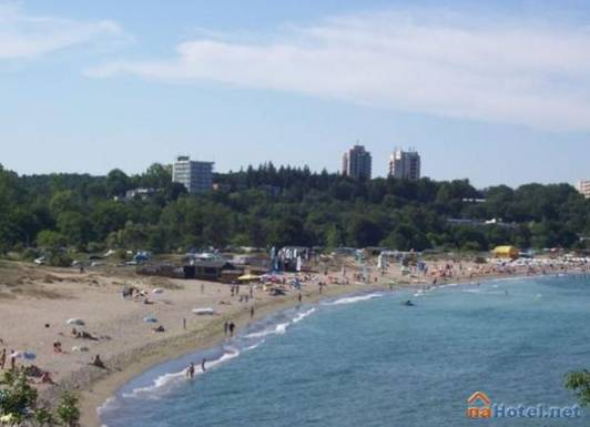 The South Beach of Kiten