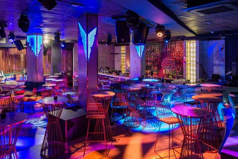 Nightclub Deja Vu in Burgas