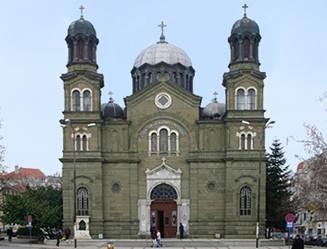 Katedra pod wezwaniem Świętych Cyryla i Metodego