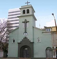 Rzymskokatolicki kościół pod wezwaniem Panny Marii Bogurodzicy