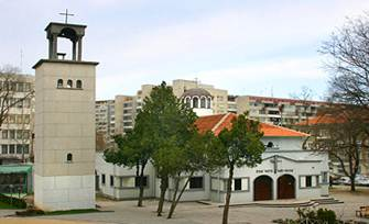 Cerkiew pod wezwaniem  Świętego Iwana Rylskiego