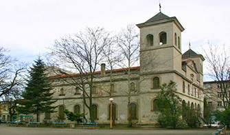 Cerkiew pod wezwaniem  Świętej Bogurodzicy
