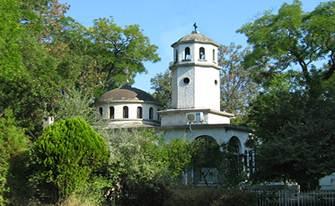 Cerkiew pod wezwaniem  Świętej Trójcy