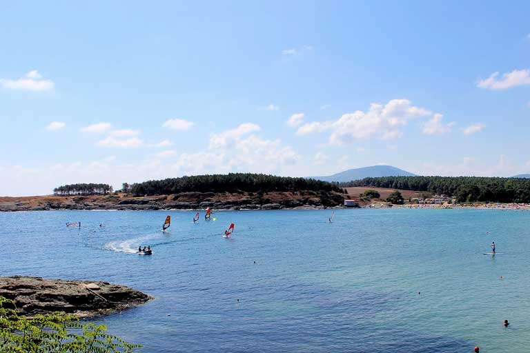 Arapya beach Bulgaria