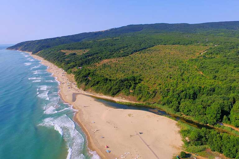 Irakli beach Bulgaria