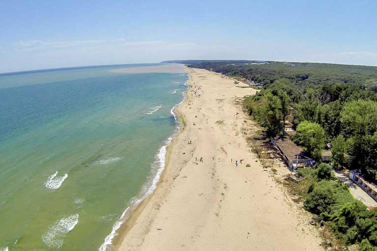 Kamchia Beach Bulgaria