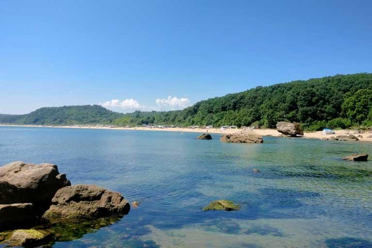 Kara dere beach Bulgaria