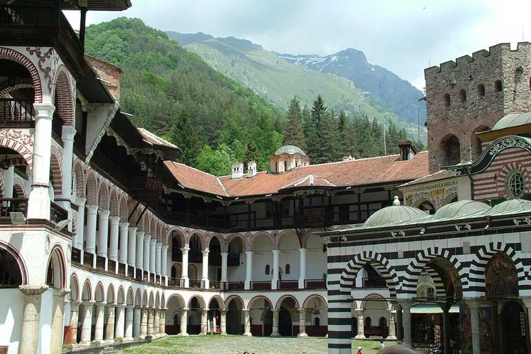Photo of Rila Monastery , Bulgaria