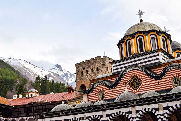Photo of Rila Monastery , Bulgaria