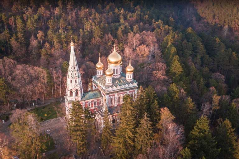 Photo of Shipka Monastery , Bulgaria