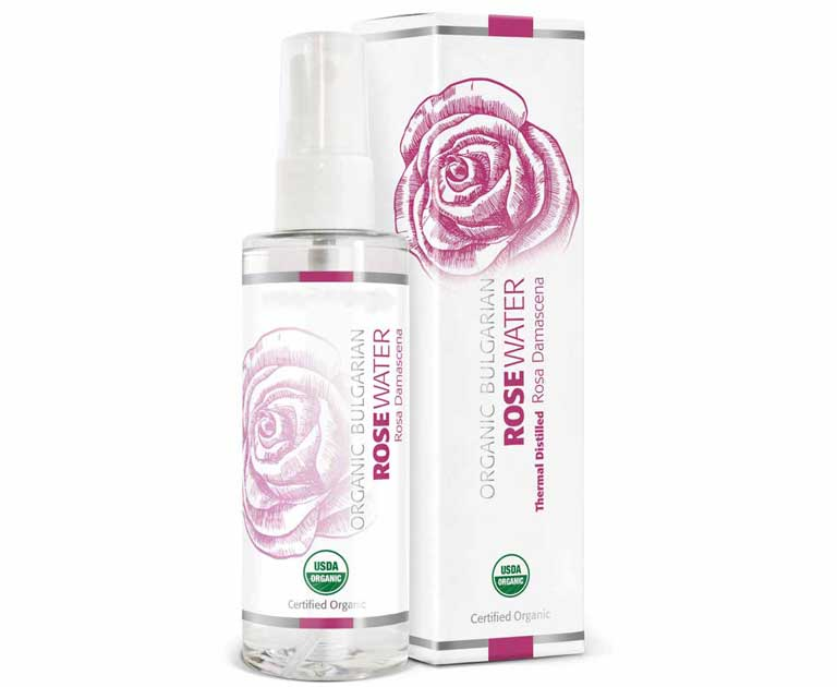 Bulgarian rose water