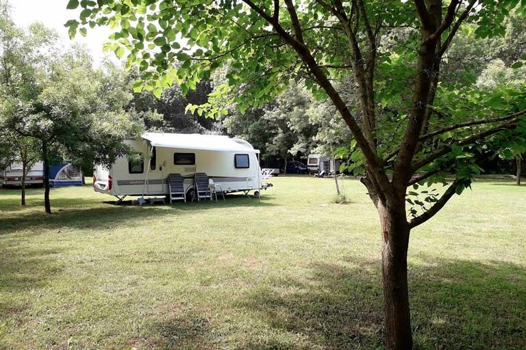Camping Silistar in Bulgaria
