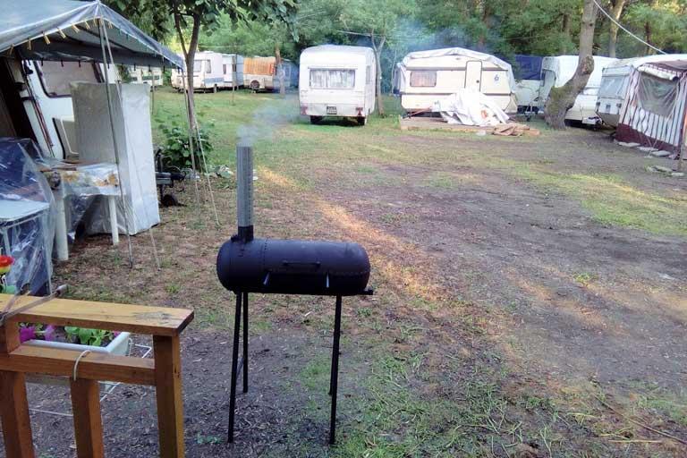 Camping site Arapya in Bulgaria