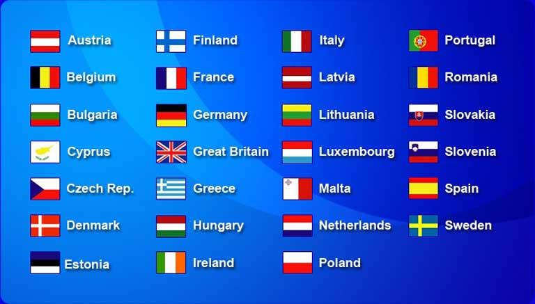 EU members nations