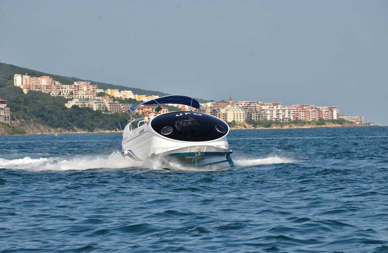 Boat trip from Pomorie
