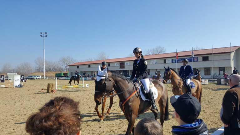 Horseback riding Burgas