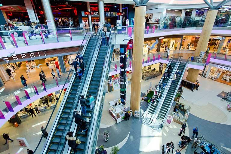 Mall Galleria in Burgas