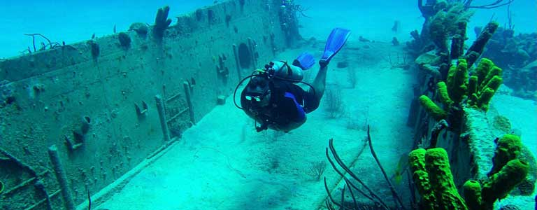 Scuba diving in Sozopol