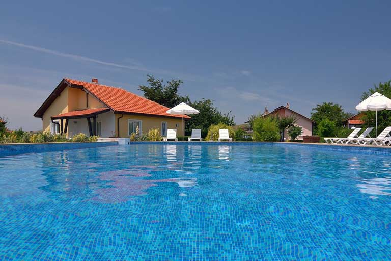Holiday villa in Sunny Hills , Bulgaria