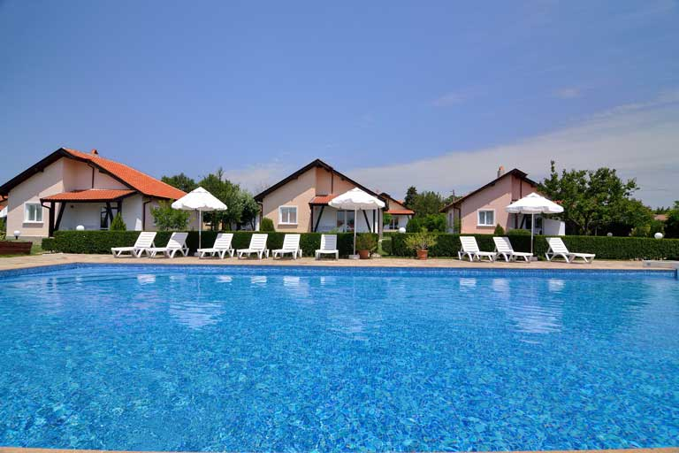 Holiday villa near Sunny Beach, Bulgaria