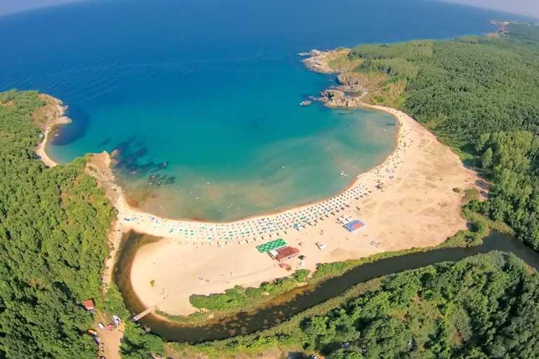 South black sea coast