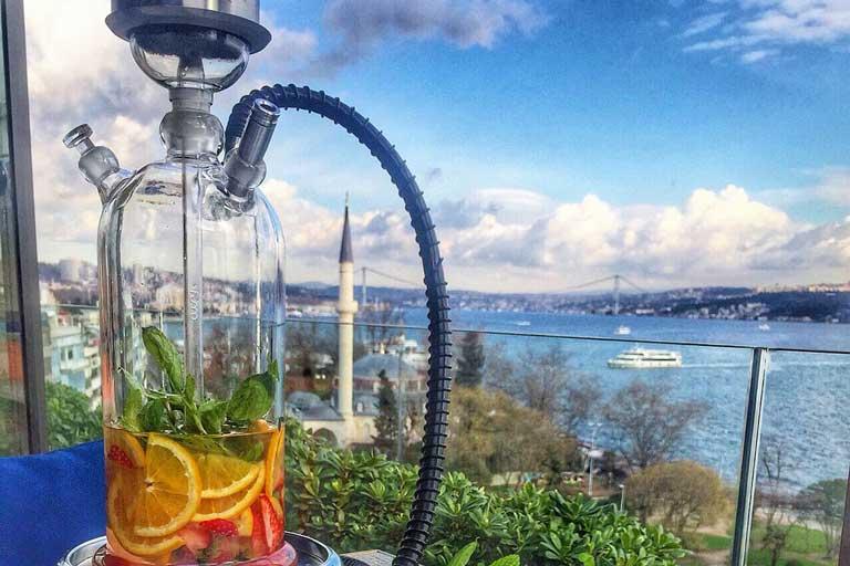Turkish hookah shisha