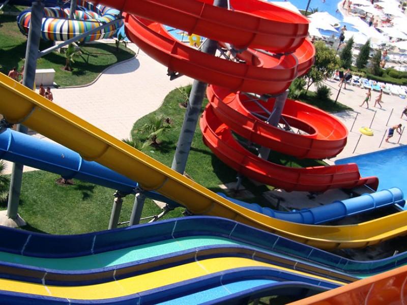 Twister slider