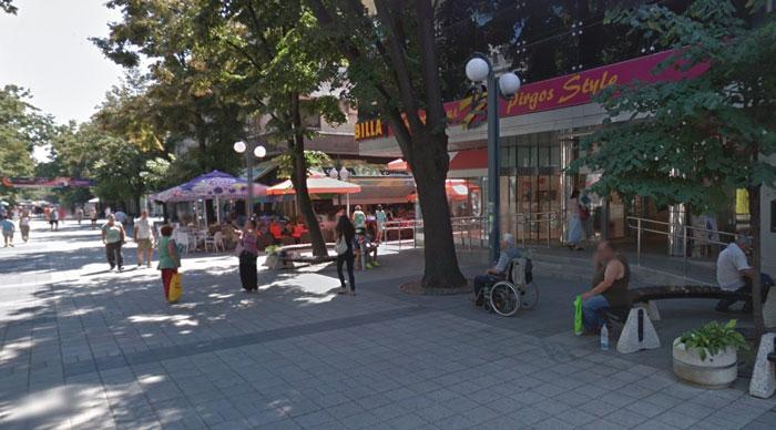 Pirgos Style shopping centre
