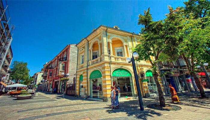Aleksandrovska Burgas
