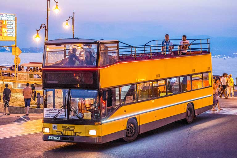 Sunny Beach, Nessebar bus