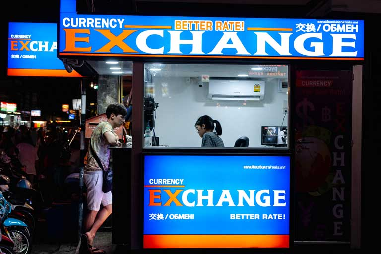 Tips for currency exchange in Bulgaria