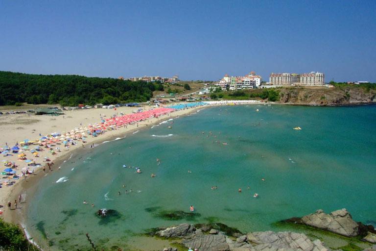 Beach of Butamyata, Bulgaria