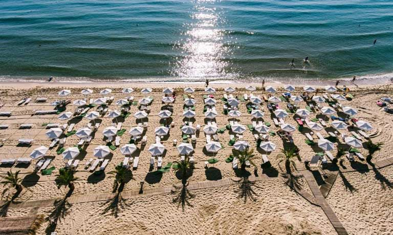 Kavaci Beach , Bulgaria