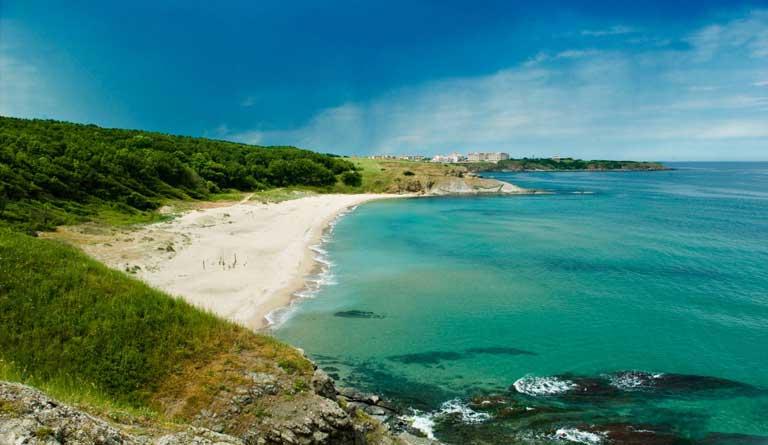 Lipite beach, Bulgaria