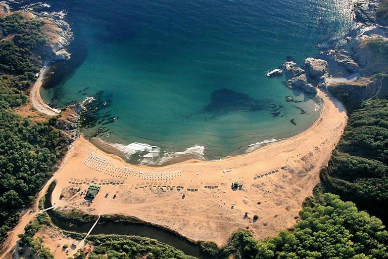 Silistar beach, Bulgaria