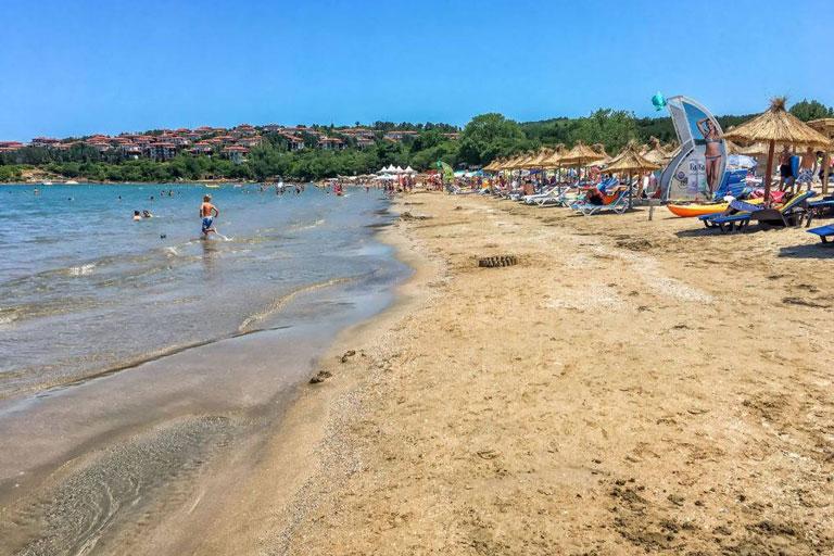 Beach of Golden Fish, Bulgaria