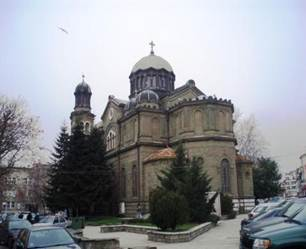 St. St. Cyril and Methodius Cathedral