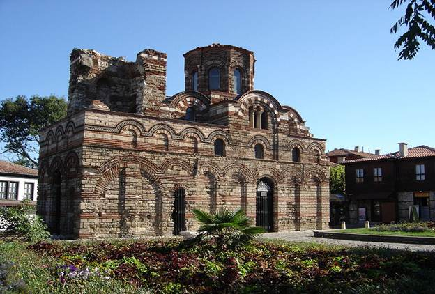 The Church of Christ Pantocrator