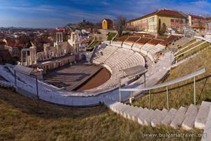 The  Ancient Roman Theatre