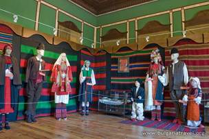The  Ethnographical exhibition