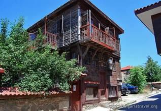 The Old Houses in Sozopol