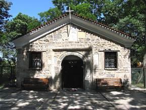 The St.    Zosim Church