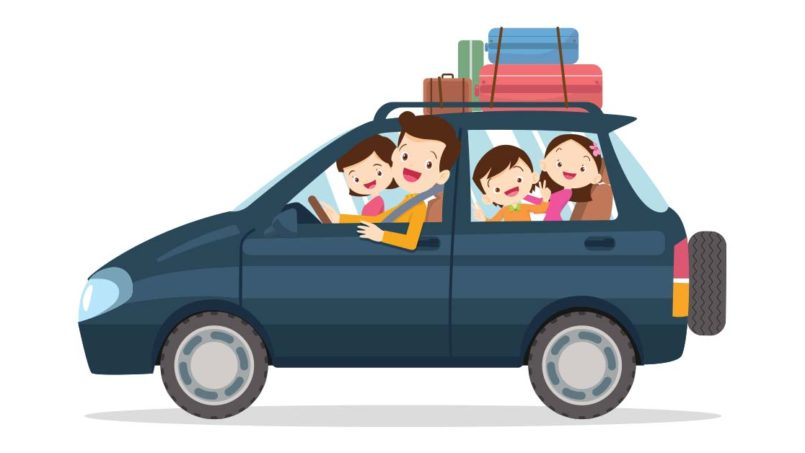 How to get to the villas by car
